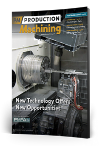 September Modern Machine Shop Magazine Issue