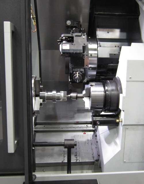 NLX 2500SY machine