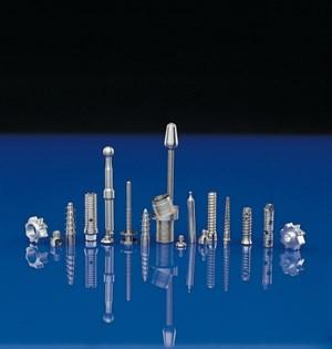 medical component swiss machining