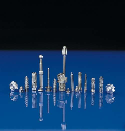 medical component swiss machining