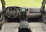 2003 4Runner interior