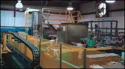 New waste treatment facility