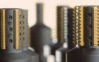 Indexable carbide thread mills