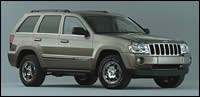 '05 Grand Cherokee