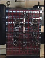 Agile machining fixture