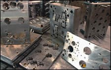 injection molds for automotive