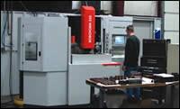 Hurco CNC machining center