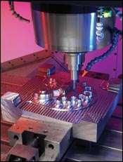 P20 mold core