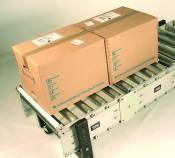 Modular Gravity Conveyors Handle Loads to 100 Lb
