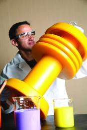 Novel Cast Elastomer For Small to Large Parts