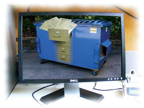Digital Dumpster