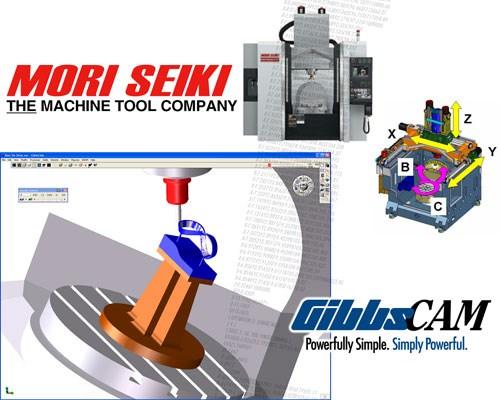 post-processor for Mori Seiki NMV