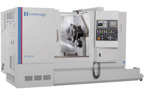 Hardinge DD-300 rotary system