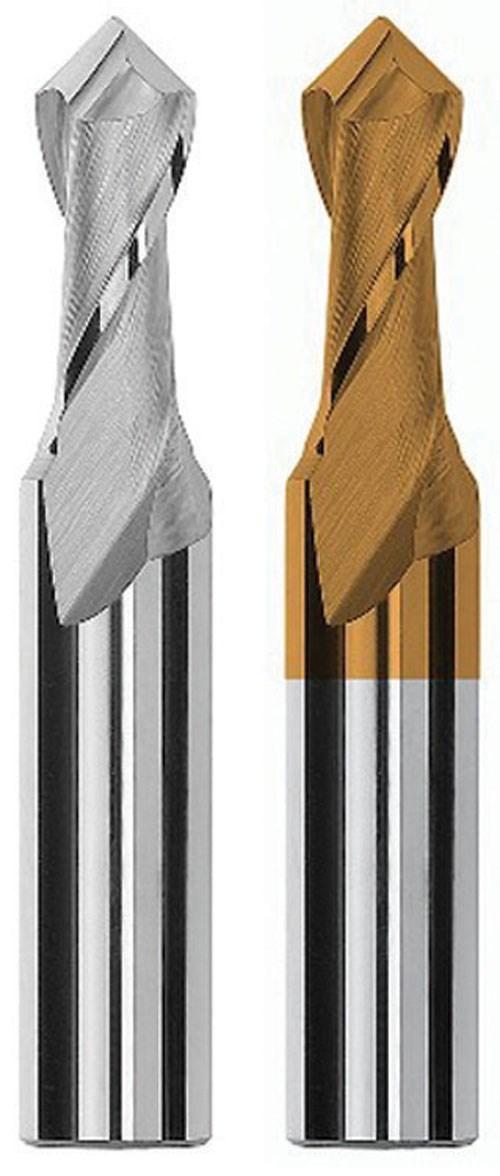 multi-V solid carbide tooling