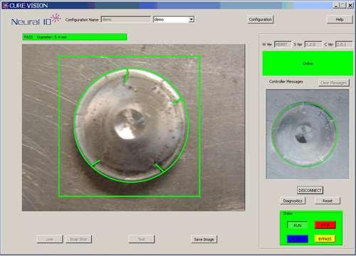 Orbitform Fastener Inspection System