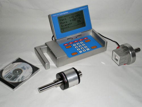 Pinpoint Spindle Alignment