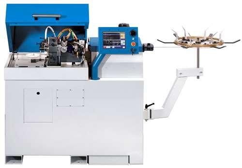 Tornos D2 CNC turning center