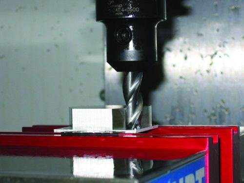 carrier workholding machining
