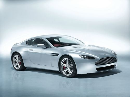Aston Martin's V8 Vantage