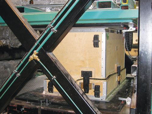 Step 4: Upper Tool in Place