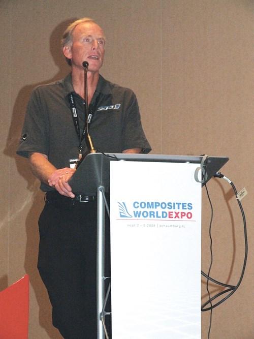 Keynoter Tadge J. Juechter