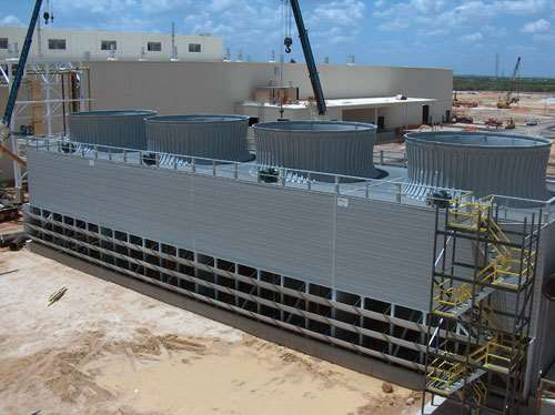 The Phoenix, a turnkey cooling tower solution