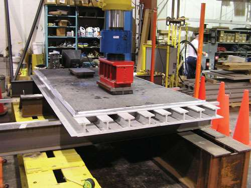ZellComp's 5-inch System Undergoing Testing