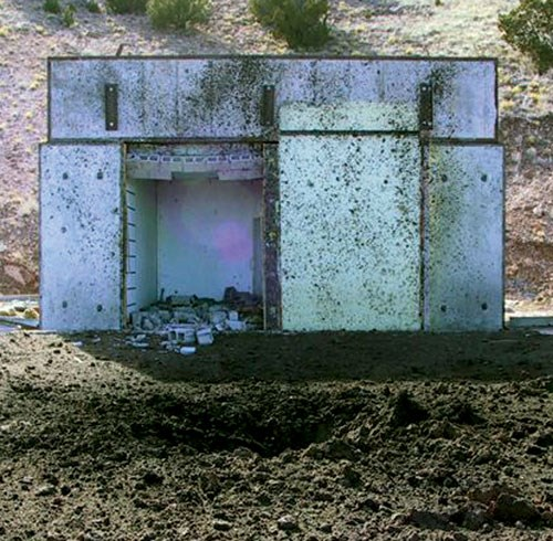 Walls After Blast