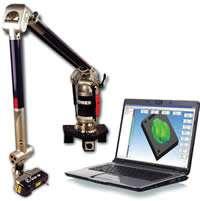 3-D laser scanning tool