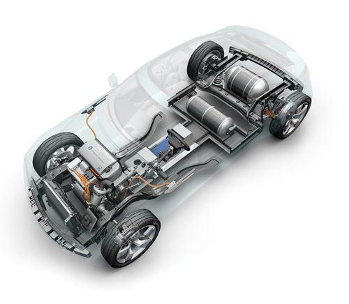 Chevy Volt FCV