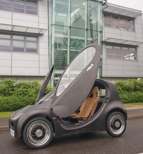 Riversimple Urban Car