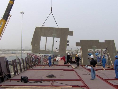 Step 9 bulkhead assembly