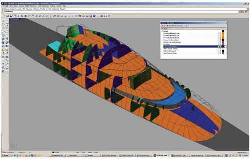 CAD Screen Shot