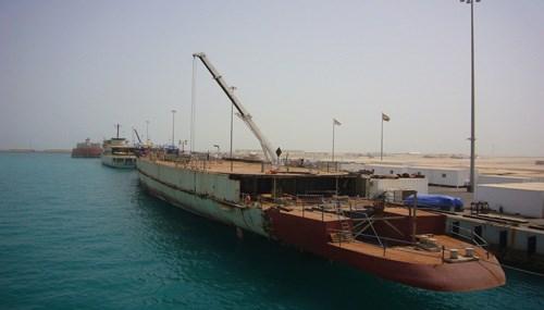Step 1 frigate hull
