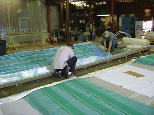 Step 2 mold tables