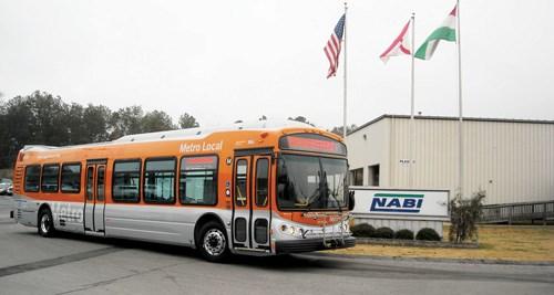 NABI bus