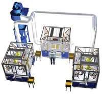 three-cell setup