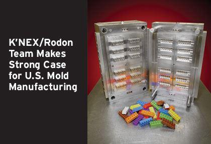 K'NEX molds
