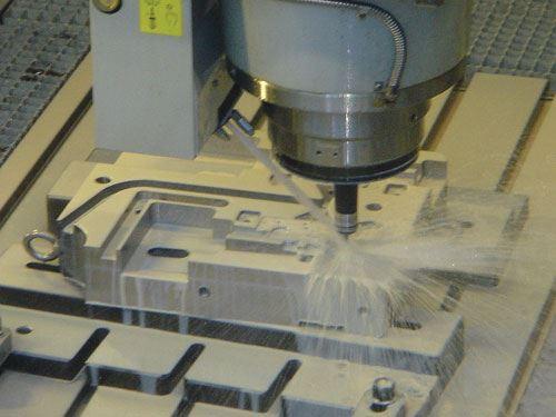CNC Feedrate