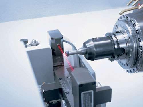 automated CNC machining