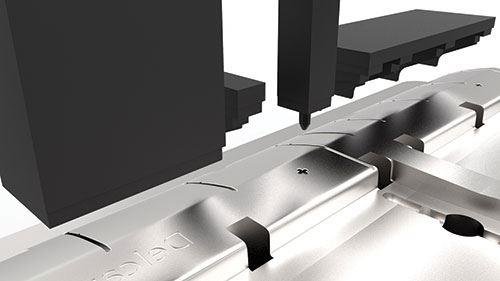 CAD/CAM for electrode inspection