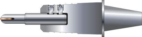 ball nose finisher weldon screws