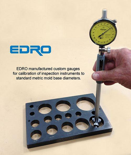 EDRO custom gauges