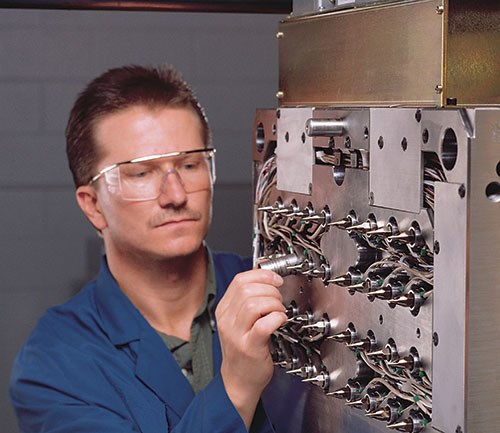 injection mold efficiency