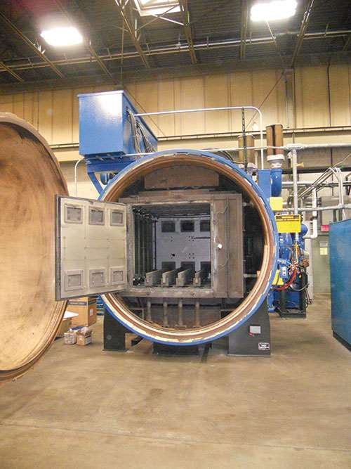 austenitizing furnace