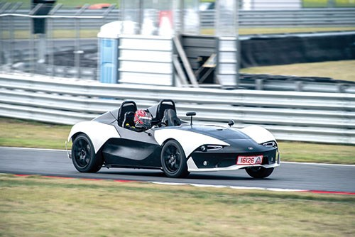Creating A LowCost Chassis Architecture Automotive Design - Low cost sports cars