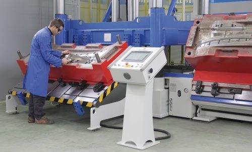 high precision press