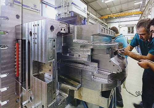 high precision spotting press