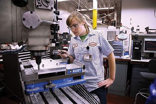 toolmaker apprentice