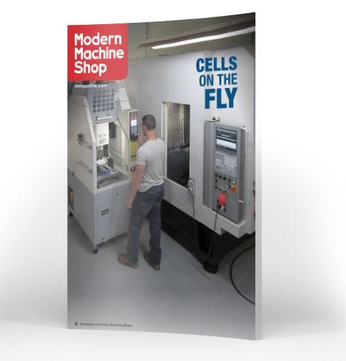 October 2015 Modern Machine Shop Magazine